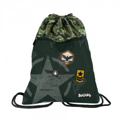 "Jalanõudekott ""BeUniq Army Premium"""