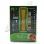 Magic I, Power bank 2600mAh / Patented